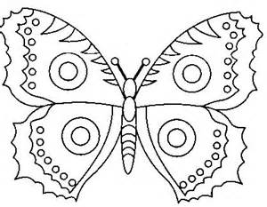28 images vlinder butterfly template coloring books tes