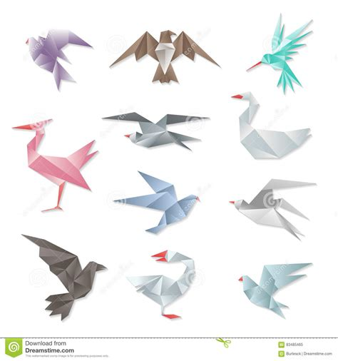 origami bird flying driverlayer search engine