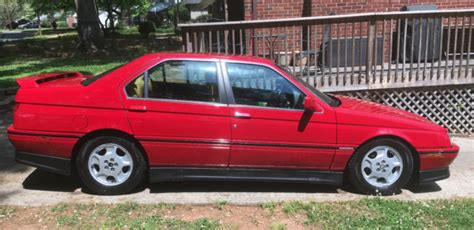 how can i learn about cars 1992 alfa romeo 164 engine control 1992 alfa romeo 164s for sale in xfields item location