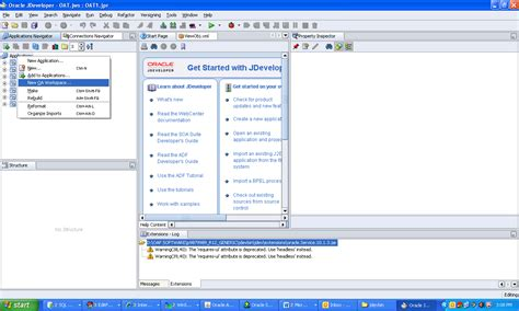 Oaf Tutorial In Oracle Apps | r12 oracle apps how to create oaf page