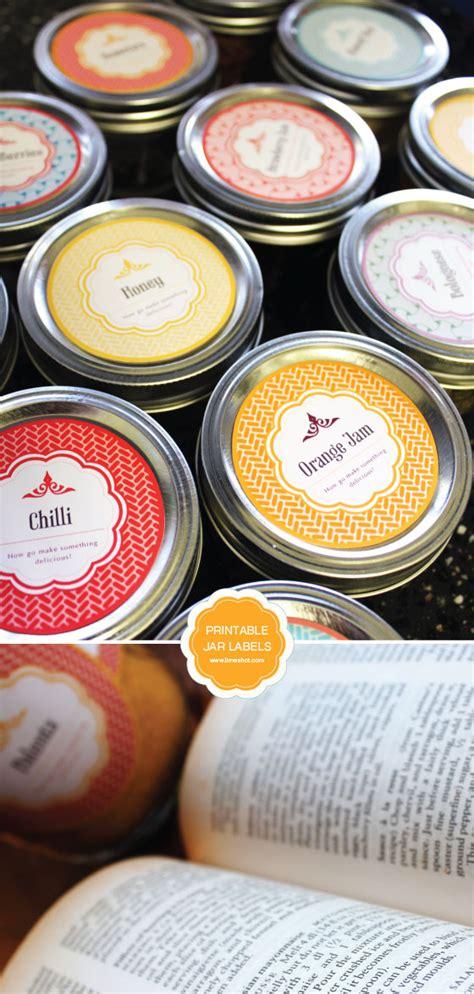 cute printable jar labels too stinkin cute free printable mason jar labels