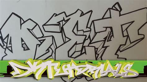 draw graffiti wildstyle graffiti letters def step