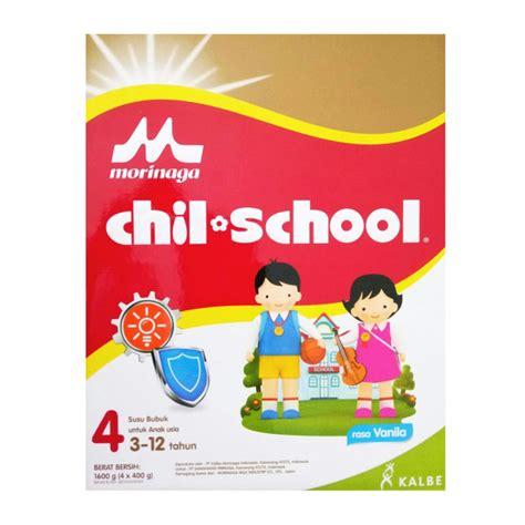 Chil School Reguler Vanila 800 Gram jual murah morinaga chil school tahap 4 box vanila 1600 gr makanan di jakarta
