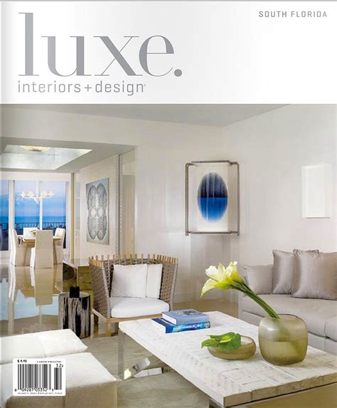 luxe home interior best interior design magazines d 233 cor may