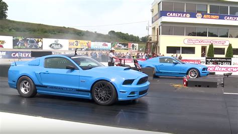 Thousand Horsepower Mustang by Big Mustang Meet Sees 2 500 Mustangs Including A