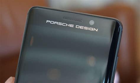 porsche design mate 9 huawei mate 9 v porsche design ed 237 cii sa už d 225 objednať v
