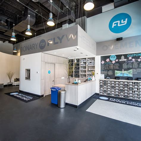 Flywheel Sports Corporate Office by Flywheel S Eco Friendly Exercise American Builders Quarterly