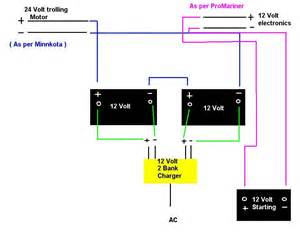 24 volt 12 volt wiring chicago illinois fishing forum information reports