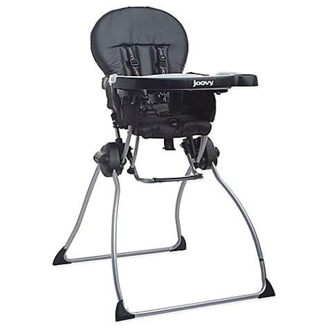 joovy nook high chair joovy 174 nook high chair in black leatherette www