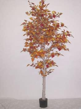 autumn birch tree artificial plants australia