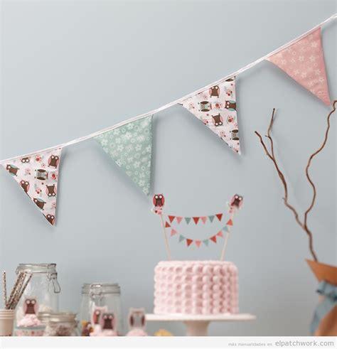 decorar laras como hacer guirnaldas de laras para decorar 4 el patchwork