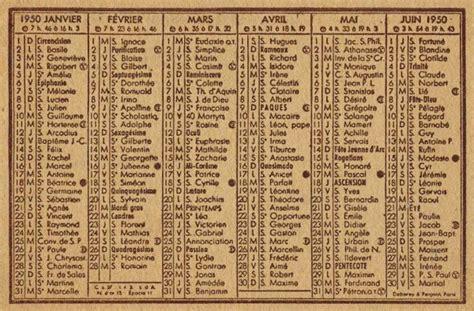Calendrier De 1950 Routy Confiseuse 224 201 Tes 192 La Bonbonni 232 Re 1