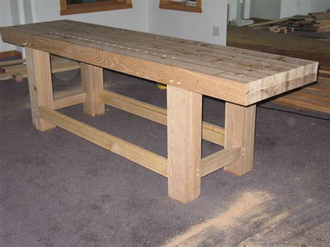 2x4 woodworking bench zachmann workbench