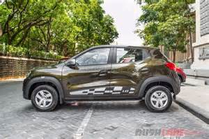 Renault Kwid Cost Renault Kwid New Price List To Be Implemented From Jan 2016