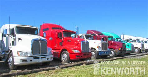 buy new kenworth buy used kenworth trucks new york coopersburg liberty