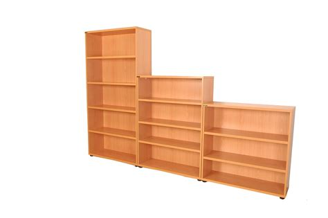 stella office furniture bookcase 1200mmh x 900mmw x 300mmd