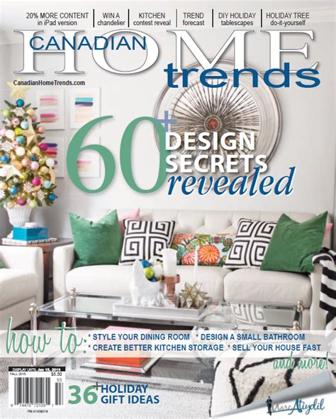 home trends magazine sneak peek best kitchen renos 2013 home trends magazine