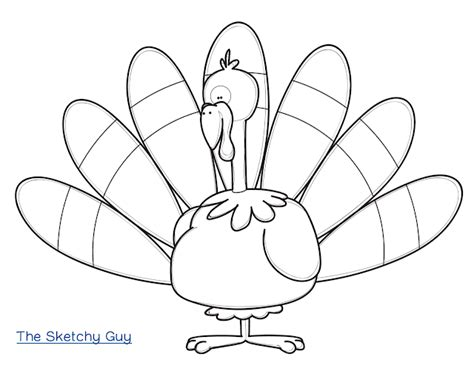 turkey trouble coloring page happy days in first grade a new name a turkey freebie