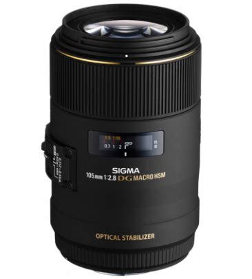 105mm f2.8 ex dg os hsm macro | sigma corporation of america