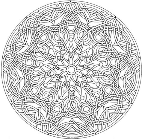 coloring pages detailed mandalas 68 mandala a imprimer et colorier tattoo tattooskid