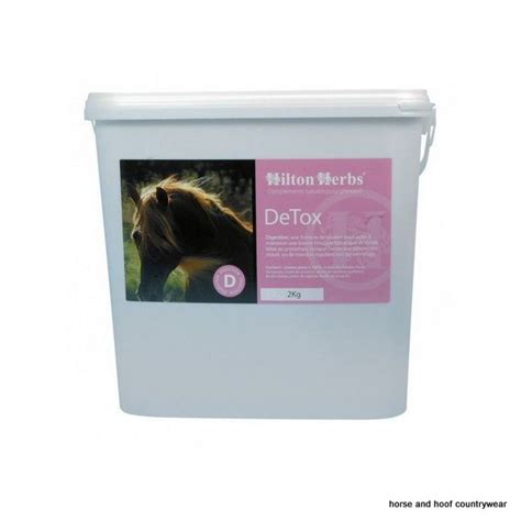 Equine Detox Products by Herbs Detox