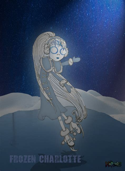 frozen living dead doll frozen living dead dolls by horrorz on
