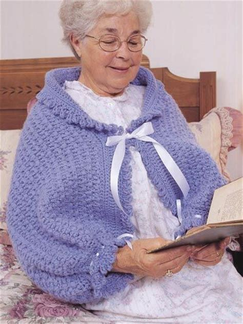 free knitting pattern bed jacket 104 best images about bed jackets on free