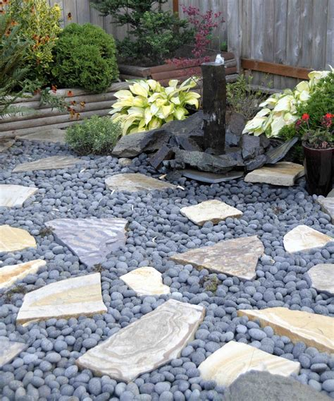 Decorative Gravel Garden Ideas by Black Lava Is One Of Our Premier Ornamental Products