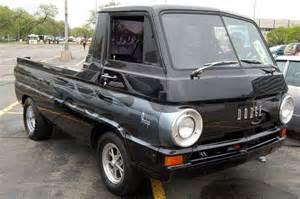 Dodge A100 Truck Dodge A100 Vintage Vans Trucks