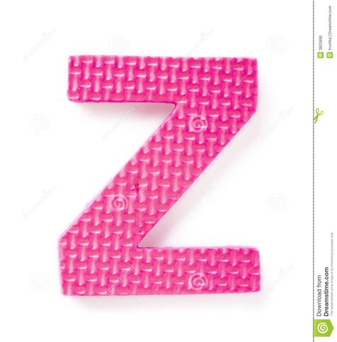 5 Letter Words Containing Zz letter z royalty free stock image image 3825996