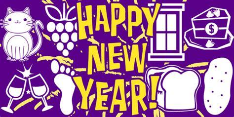 new year year traditions new year s traditions around the world custom ink