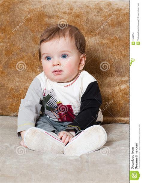 Kid Cuteboy toddler boy stock image image 13643341