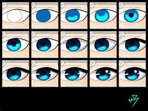 tutorial photoshop cs5 digital painting tutorial photoshop cs5 eyes olhos by mbavila on deviantart