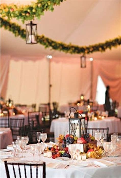wedding reception table centerpieces without flowers wedding centerpiece ideas that don t use flowers