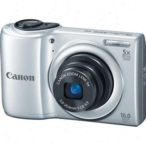 canon 16 megapixel digital canon powershot a810 16 megapixel digital silver
