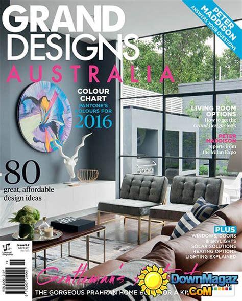home decorating magazines australia grand designs australia issue 5 2 2016 187 download pdf