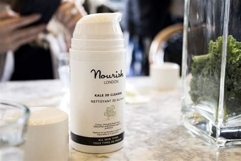 Kale Detox Wash by Superfood Skincare Nourish Kale 3d Cleanse Pretty Not