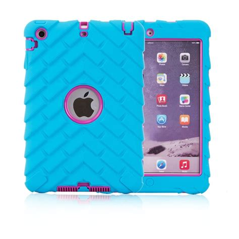 Rugged Mini Cases by Shockproof Rugged Heavy Duty Cover For Apple