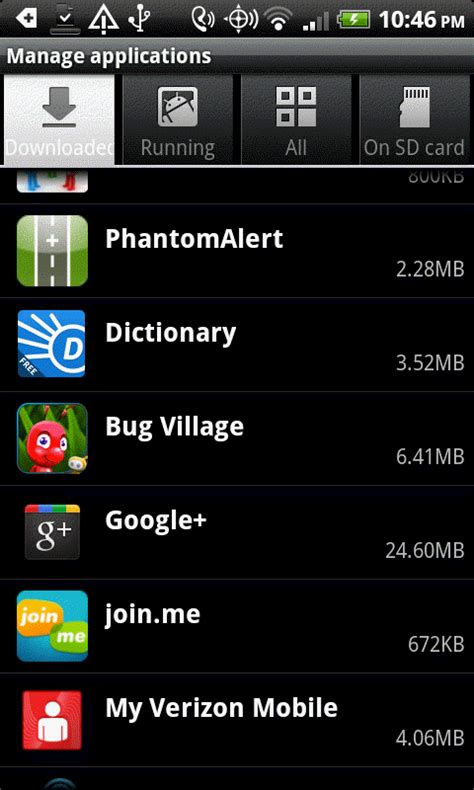 uninstall android update how to remove programs in android phone step by step with screenshots