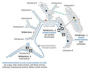 chicago airport map us airways bem informado united airlines careers