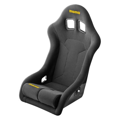 momo 174 supercup series black racing seat
