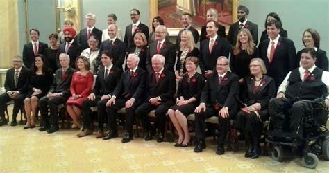 Trudeau Cabinet by New Look Cabinet Greeted With Excitement Qnetnews Ca