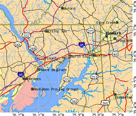 maryland map cecil county cecil county maryland detailed profile houses real