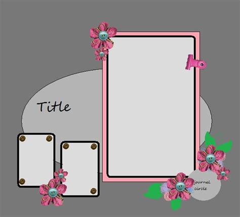 Sweetly Scrapped Free Scrapbook Templates That I Ve Done Scrapbook Free Templates