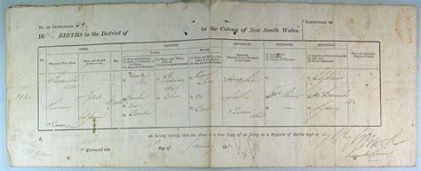 Birth Records Australia National Archives Of Australia Invisible Australians