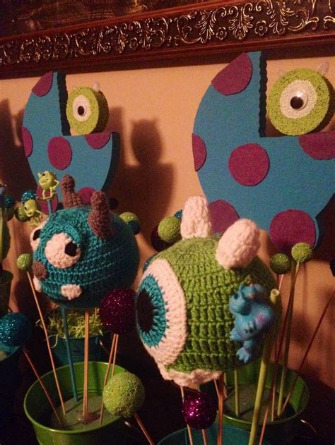 monsters inc baby shower centerpieces monsters inc baby shower centerpieces baby shower ideas