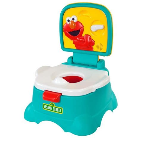 elmo adventure potty chair reviews sesame 174 elmo adventure potty chair