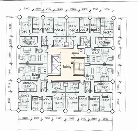 Willis Tower Floor Plan by