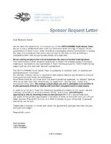 soccer sponsorship proposal letter fill online