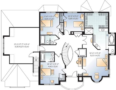 House Plans With Elevators Smalltowndjs Com